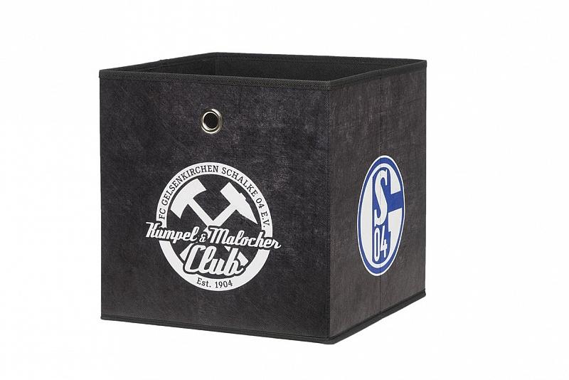 Regalbox Alfus | Schalke 04 | Kumpel & Malocher | 3er Set