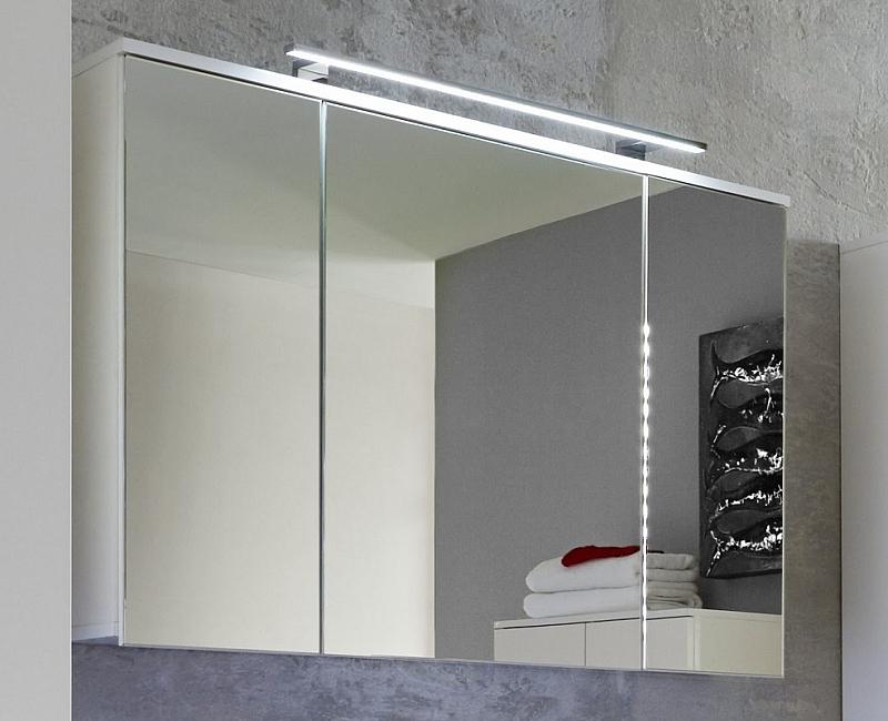 Spiegelschrank Sky Bad | weiß Hochglanz