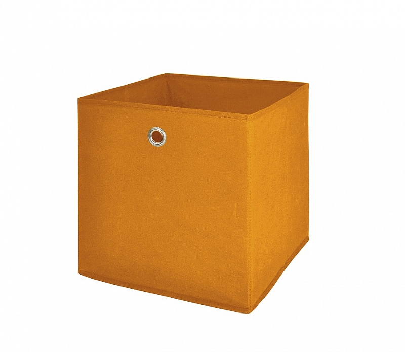 Regalbox Alfus | orange | 3er Set