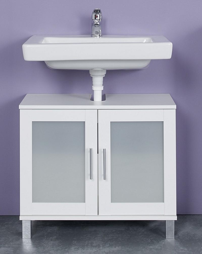 Waschbeckenunterschrank Florida | Waschtisch | weiß