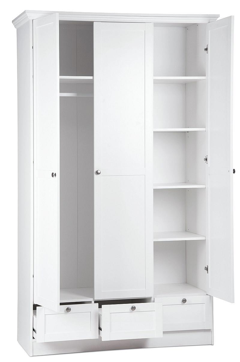 Schlafzimmerschrank weiß landhausstil  Highboard Landus | Landhausstil | weiß