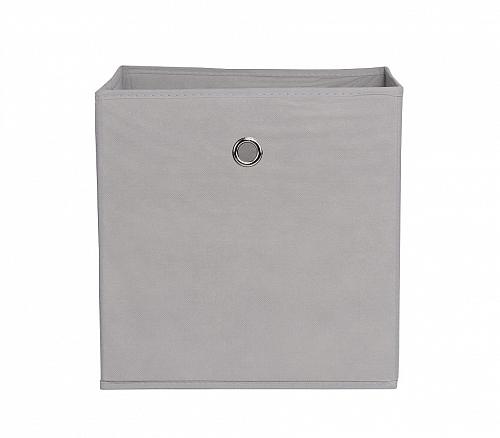 Regalbox Alfus | schlamm | 3er Set