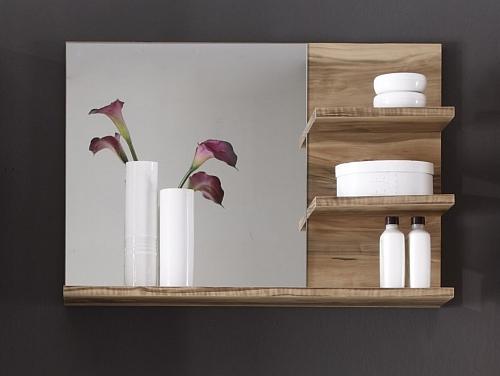 Badezimmer-Set Cancun | Nussbaum / Touchwood dunkelbraun | 2-teilig
