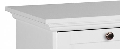 Kommode Sideboard Landus | Landhausstil | weiß