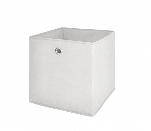 Regalbox Alfus | weiß | 3er Set