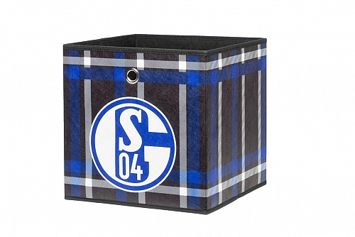 Regalbox Alfus | Schalke 04 | Karo | 3er Set