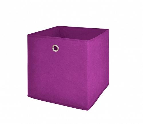 Regalbox Alfus | violett | 3er Set