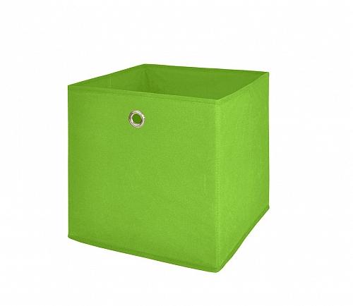 Regalbox Alfus | grün | 3er Set
