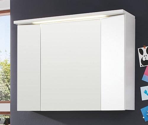 Spiegelschrank Adamo | weiß | inkl. Beleuchtung | 96 cm