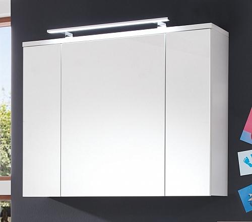 Spiegelschrank Adamo | weiß | 96 cm