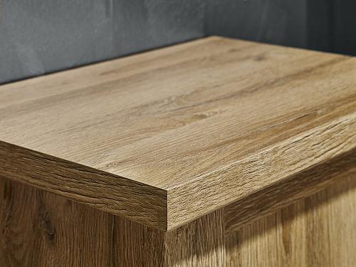 Kommode Canyon Bad | Alteiche Holz Design